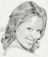 Kylie Minogue by drawman61