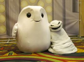 Adipose and the Evil Snowman by SanJohn