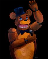 Freddy by AokiBengal