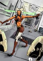 Ahsoka Tano by Dan-is-nice
