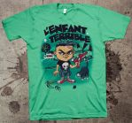 Le Enfant Terrible Tee by Rusc