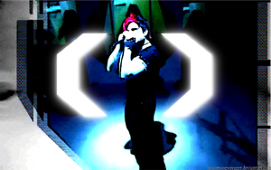 Celldweller - Switchback Wallpaper by MinimoogVoyager