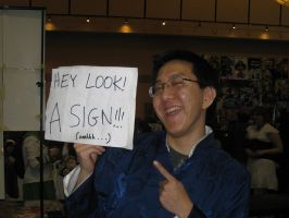 Anime Boston 2011 - Hey Look by AShadowofTruth