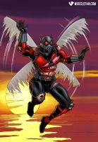 Pym Particle Power by muscle-fan-comics