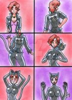 TF- live catsuit 2 by kyo-domesticfucker