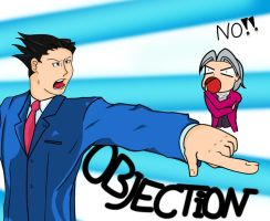 OBJECTION by N3rDy