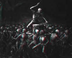 Danse Macabre 3-D conversion by MVRamsey