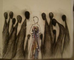 The Shadow People by BakersArt86