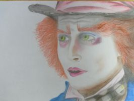 The Mad Hatter by Nadine95