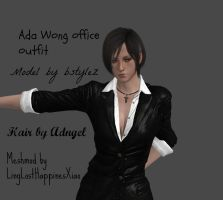 Ada business bstylez hair by adngel e meshmod LLHX by LingLostHappinesXiao