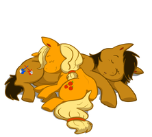 Comish: Nap time by verna-c
