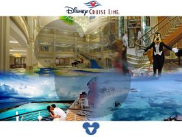 Dinsey Crusie Line App  Cover Page by Steamland