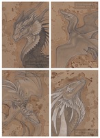 Coffee Dragons continued by thedancingemu