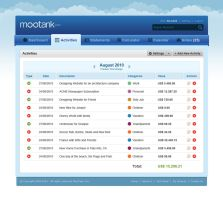 Moo Application by dellustrations