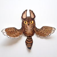 Owl Paperdoll 04 by Myrntai