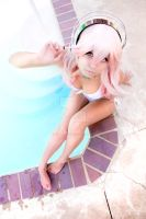 Super Sonico by ZOMBIEBITME