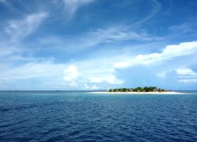 Fijian Island by youngbeth
