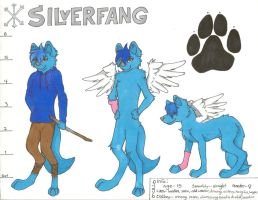 Official Silverfang Ref Sheet by Silverfang98