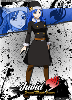 Juvia Lockser -Grand Magic Games- by Shinoharaa