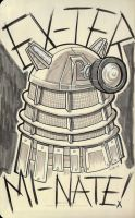 EXTERMINATE by metaldave79