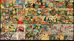 The Legacy of Mister Miracle by Jack Kirby!! by lovesfantasticbeings