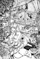 ++ It`s my time lineart ++ by CathM
