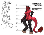 .:Lucy Ref:. by KillerArgoth
