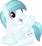 Crystally Crystal Arrow is Happy to See You by ChainChomp2