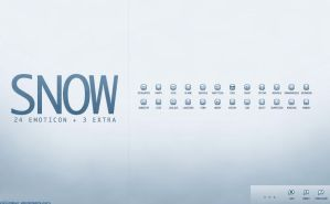 SNOW Emoticons by c55inator