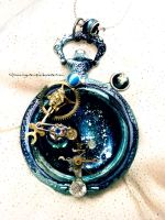 Neverland Compass by GlimmeringStarshine