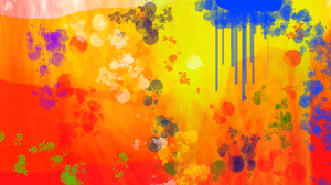Abstract Sunlight Background by Roxy-Wonk-Lalonde