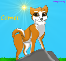 Comet by galexy-candy