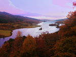 Autumn in Scotland by PhoenixDestruction