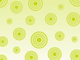 Ripply Dots Wallpaper by Solitude12
