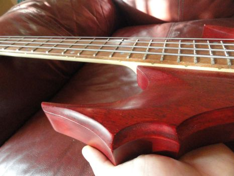 4 string Custom Bass Guitar [BXX-00/2015] 04 by PtolemaiosLS