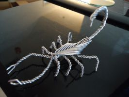Wire Scorpian by CJJennings