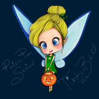 The start of my new Chibi series by Stepherbell