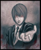 Yagami Light by reapier