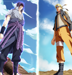 Naruto 694 - Survive Collab by DesignerRenan