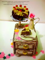 Shabby Chic Desserts by margemagtoto