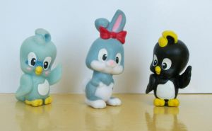 Sonic the Hedgehog Tiny Animal Friends: MLP custom by Elisto