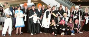 Bleach Group by Chibigal4