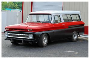 Chevy Delivery Truck by TheMan268