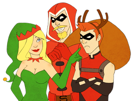 dear lord ARROWS by AntioxidantSuperhero