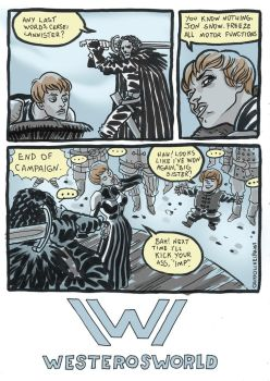 Westerosworld by caiooliveira