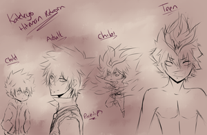 Tsuna by Pixie-Lips