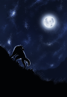 Under the Moon by Captain-Ves