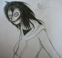 Jeff the killer PsYchOSiS by AineHosi
