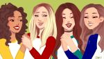 5 years of little mix by Lowiy