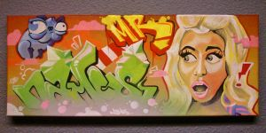 Names 20x50 by M3nsa
